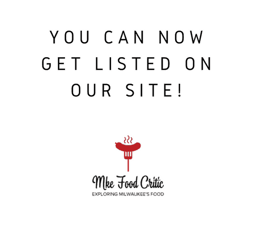 Get Listed on MilwaukeFoodCritic.com