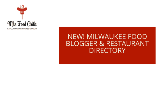 Milwaukee Food Blogger and Restaurant Directory