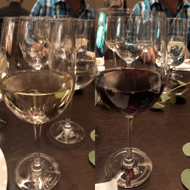 Wines at WGGA Event